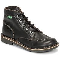 Skor Dam Boots Kickers KICK COL Brun