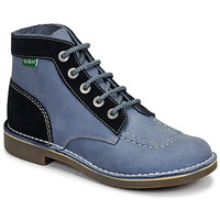 Skor Dam Boots Kickers KICK COL Blå