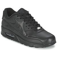 Skor Herr Sneakers Nike AIR MAX 90 Svart