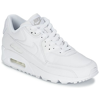 Skor Herr Sneakers Nike AIR MAX 90 Vit