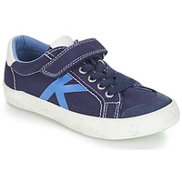 Skor Pojkar Sneakers Kickers GODY Marin