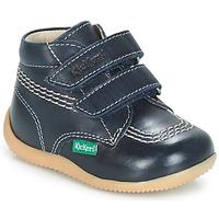 Skor Pojkar Boots Kickers BILLY VELK Marin