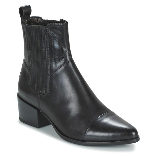 Skor Dam Stövletter Vagabond Shoemakers MARJA Svart