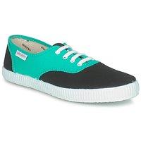 Skor Sneakers Victoria 6651 Cyan / Svart