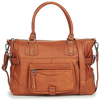 Väskor Dam Handväskor med kort rem Sabrina CAMILLE Brun