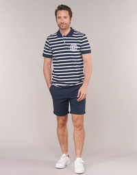 textil Herr Shorts / Bermudas Selected SLHSTRAIGHTPARIS Marin