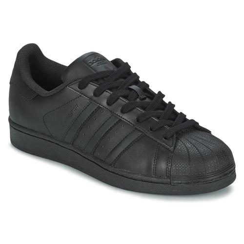 Skor Sneakers adidas Originals SUPERSTAR FOUNDATION Svart