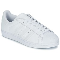 Skor Sneakers adidas Originals SUPERSTAR FOUNDATION Vit