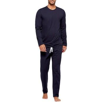 textil Herr Pyjamas/nattlinne Impetus GO60024 039 Blå