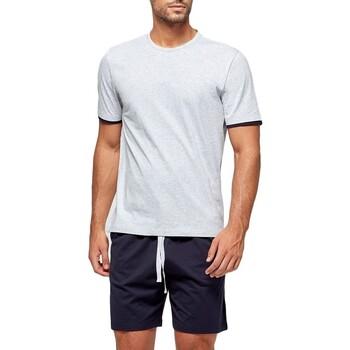 textil Herr Pyjamas/nattlinne Impetus GO64024 073 Grå