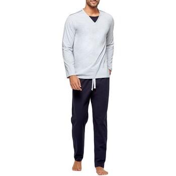 textil Herr Pyjamas/nattlinne Impetus GO62024 073 Grå