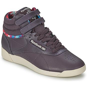 Skor Dam Höga sneakers Reebok Classic F/S HI GEO GRAPHICS Violett