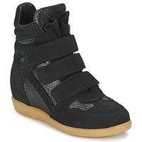 Skor Flickor Höga sneakers Acebo's MILLIE Svart