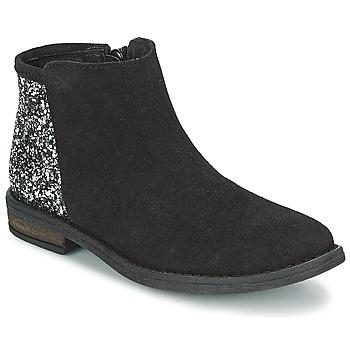 Skor Flickor Boots Acebo's MERY Svart