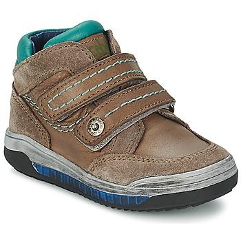 Skor Flick Höga sneakers Acebo's ACERA Mullvadsfärgad