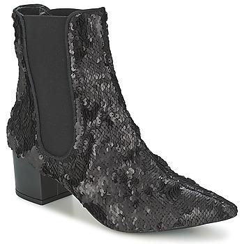 Skor Dam Boots RAS ANAHI Svart