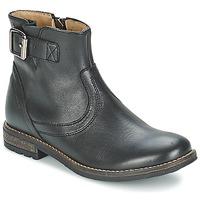 Skor Flickor Boots Shwik WACO BASE Svart