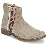 Skor Flickor Boots Shwik TIJUANA WILD Mullvadsfärgad