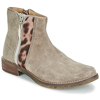 Skor Flick Boots Shwik TIJUANA WILD Mullvadsfärgad