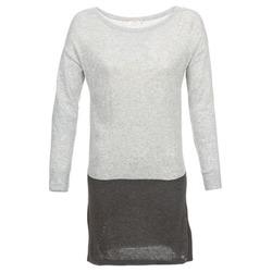 textil Dam Korta klänningar DDP EMMI Svart / Grå