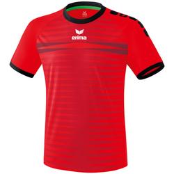 textil Herr T-shirts Erima Maillot  Ferrara 2.0 rouge/noir