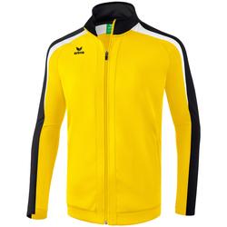 textil Herr Sweatjackets Erima Veste entrainement  Liga 2.0 jaune/noir/blanc