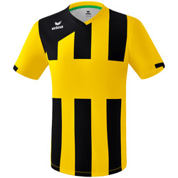 textil Pojkar T-shirts Erima Maillot enfant  Siena 3.0 jaune/noir