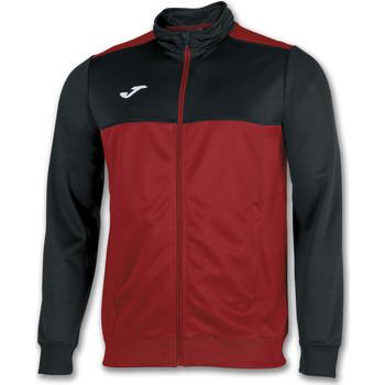 textil Pojkar Sweatjackets Joma Veste enfant  Winner rouge/noir