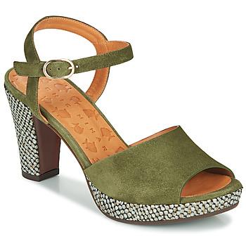 Skor Dam Sandaler Chie Mihara ERICK Grön