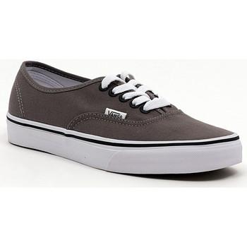 Skor Herr Sneakers Vans AUTHENTIC PEWTER_BLACK Multicolore