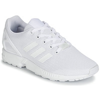 Skor Barn Sneakers adidas Originals ZX FLUX J Vit