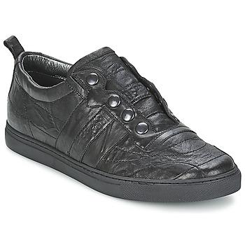 Skor Herr Sneakers Bikkembergs SOCCER CAPSULE 522 Svart