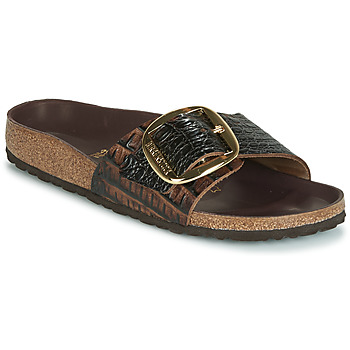 Skor Dam Tofflor Birkenstock MADRID BIG BUCKLE Brun