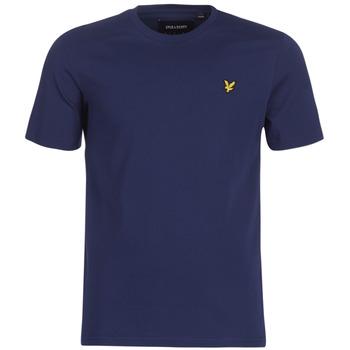 textil Herr T-shirts Lyle & Scott FAFARLIBE Marin