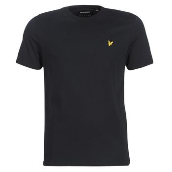 textil Herr T-shirts Lyle & Scott FAFARLIBE Svart