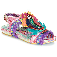 Skor Dam Sandaler Irregular Choice JOLI POLLY Rosa