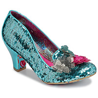 Skor Dam Pumps Irregular Choice CARIAD Blå
