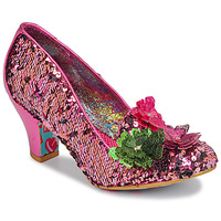 Skor Dam Pumps Irregular Choice CARIAD Rosa