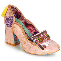 Skor Dam Pumps Irregular Choice AMORGOS Rosa