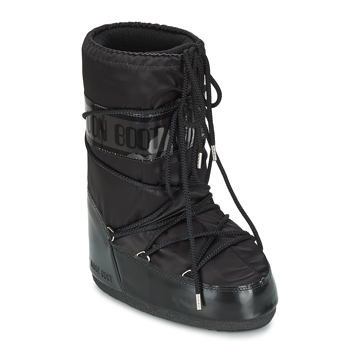 Rea Dam utseende Moon Boot MOON BOOT W E SOFT MET Svart