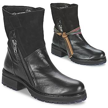 Skor Dam Boots Felmini CLARA Svart