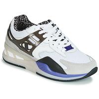 Skor Herr Sneakers Champion PRO PREMIUM Vit / Svart