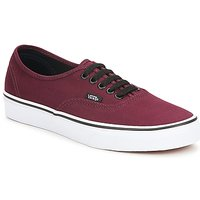 Skor Sneakers Vans AUTHENTIC Bordeaux