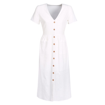 textil Dam Långklänningar Betty London KIGAGE Vit