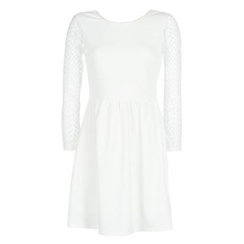 textil Dam Korta klänningar Betty London J. LOUISE Vit
