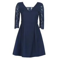 textil Dam Korta klänningar Betty London JADE Marin