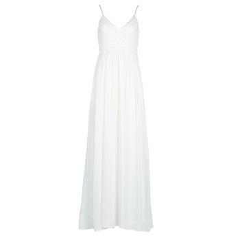 textil Dam Långklänningar Betty London VICTOIRE Vit