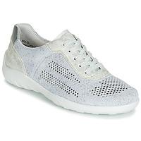 Skor Dam Sneakers Remonte Dorndorf ZERBA Silver