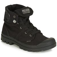Skor Dam Boots Palladium PALLABROUSE BAGGY Svart