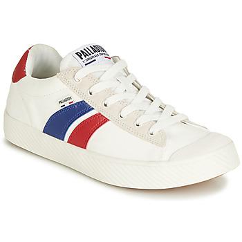 Skor Sneakers Palladium PALLAPHOENIX FLAME C Vit